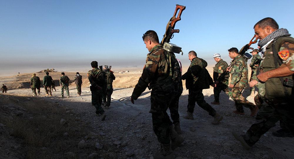 Турция стягивает танки кгранице сИраком