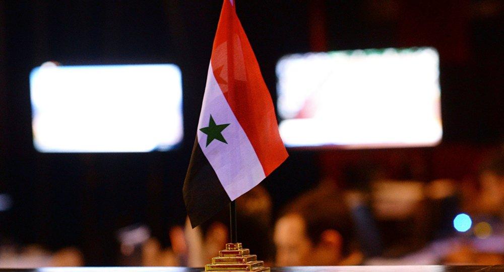 სირიის დროშა