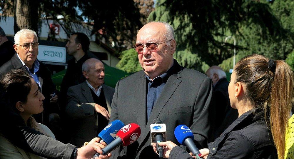 Председатель партии Промышленность спасет Грузию Зураб Ткемаладзе