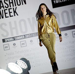 Tbilisi Fashion Week-ის გახსნის ცერემონია