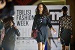 На открытии Недели Моды Tbilisi Fashion Week