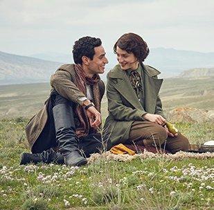 Кадр из фильма Али и Нино
