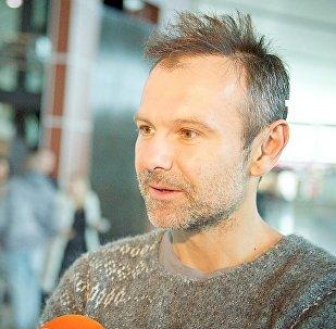 Святослав Вакарчук - Мы ждем в Грузии хороших эмоций