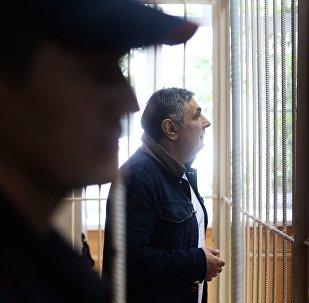 Захарий Калашов, известный как вор в законе Шакро Молодой