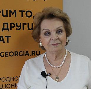 Издана книга о российском поэте грузинского происхождения