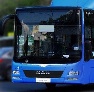 Новые автобусы для Тбилиси