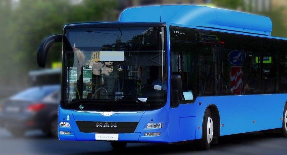 ახალი ავტობუსი