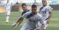 Защитник одесского футбольного клуба Черноморец Давид Хочолава