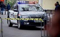 Машина патрульной полиции