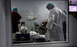 В Грузии применили новый метод лечения рака