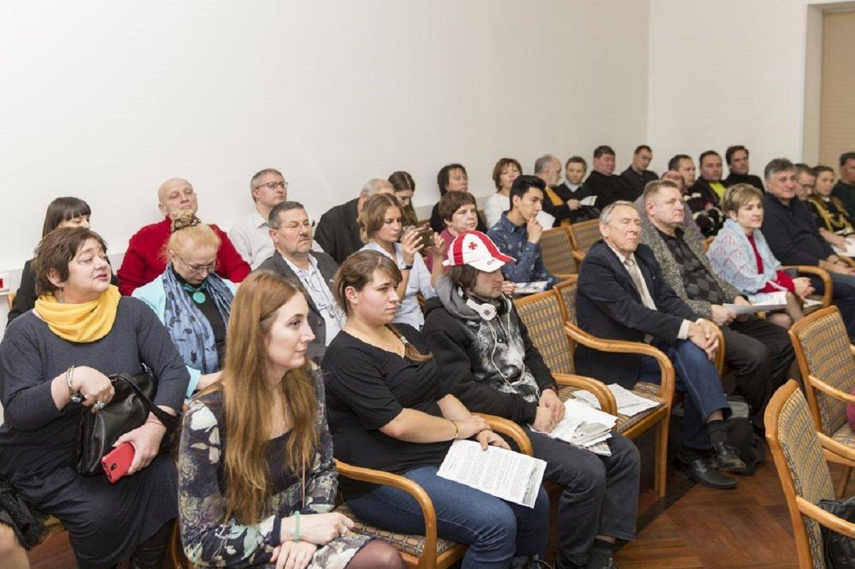 VI Интернациональный патриотический вечер прошел в Московском доме национальностей
