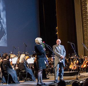В память о Таривердиеве - выставка и концерт в Тбилиси