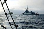 Боевой корабль НАТО