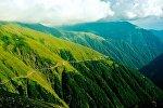 горный массив в районе Тушети