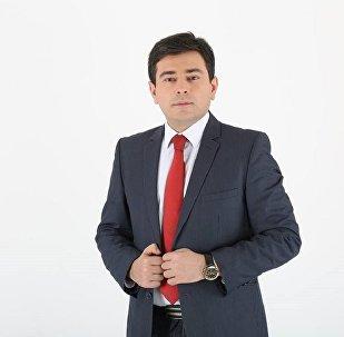 ირაკლი ღლონტი - იურისტი