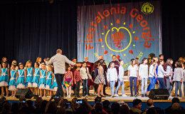 Сотни детей из разных стран приехали в Тбилиси на арт-фестиваль