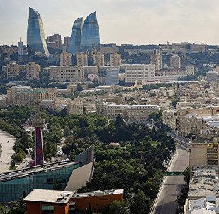 აზერბაიჯანის დედაქალაქი - ბაქო