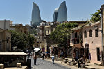 Столица Азербайджана - Баку
