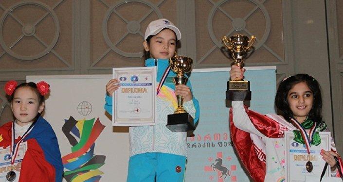 Чемпионат Мира по шахматам среди девочек и мальчиков в Батуми