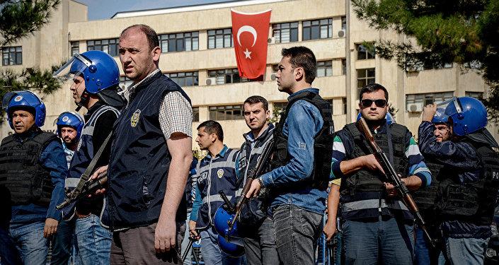 თურქეთის პოლიცია