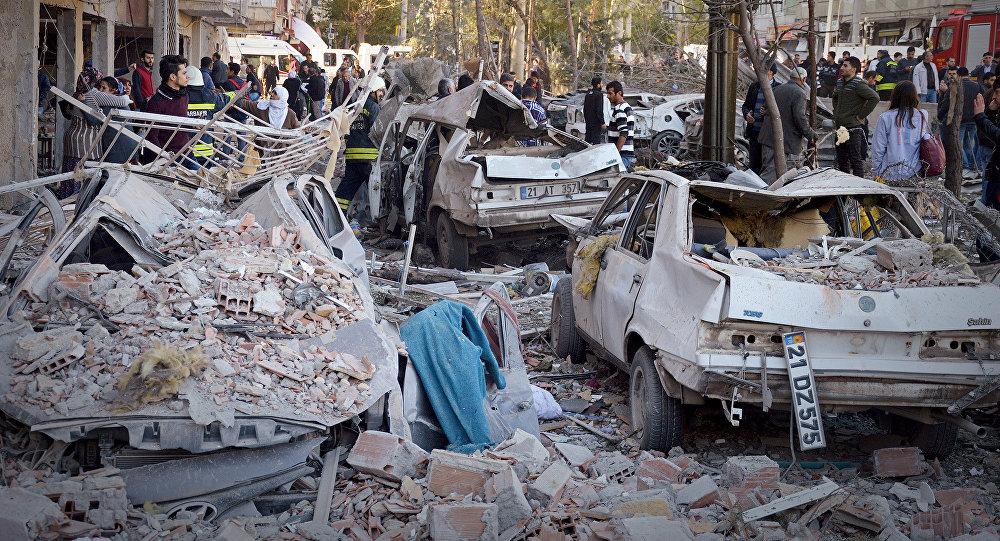 Восемь человек погибли в итоге взрыва наюго-востоке Турции