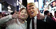 Трамп или Клинтон - рейтинги кандидатов