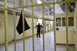Надзиратель в тюрьме