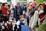 Фестиваль грузинского вина и кулинарии
