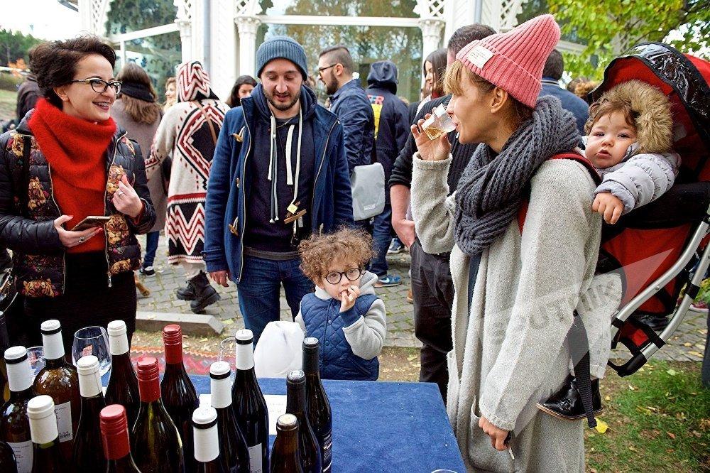 ქართული ღვინისა და კულინარიის ფესტივალი