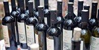 Грузинские вина на фестивале Булбули маркет