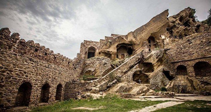 Монастырь Давид-Гареджи
