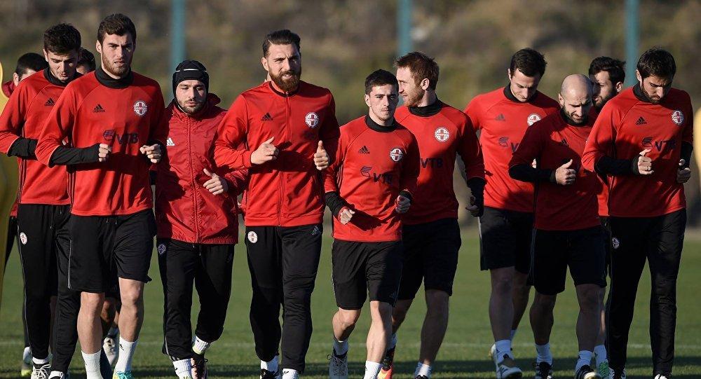 Назван состав сборной Грузии по футболу на матчи с Литвой и Эстонией