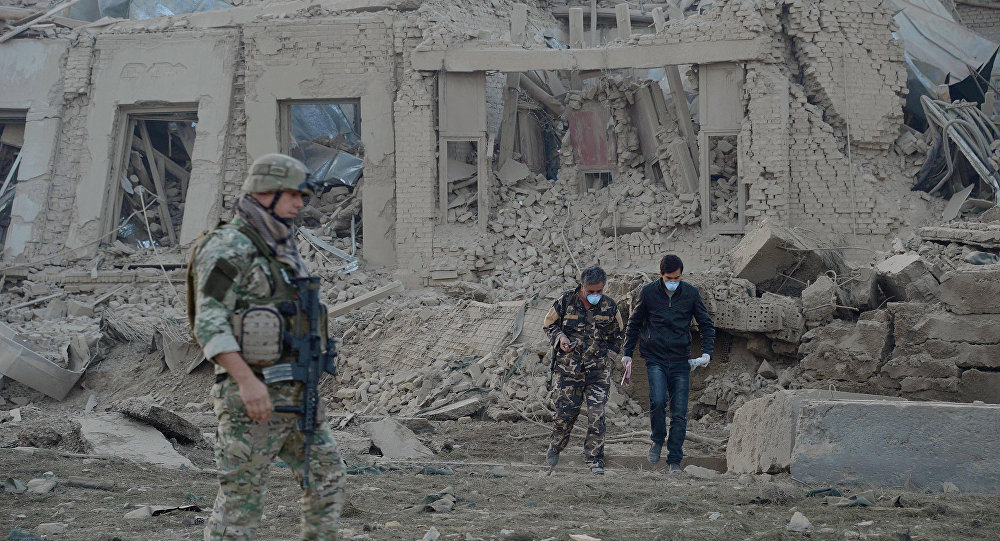 ВАфганистане террористы напали наконсульство ФРГ, погибли 4 человека