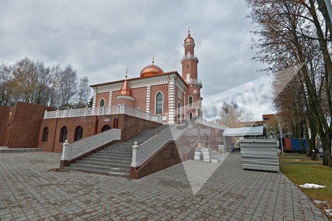Соборная мечеть Минска была построена при помощи управления по делам религии Республики Турция