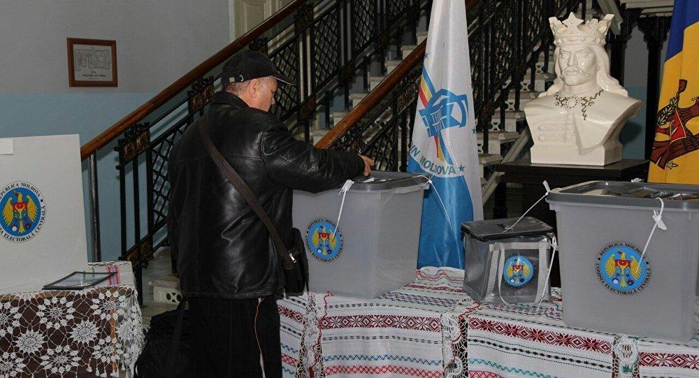 ВКишинёве сегодня проходит референдум оботставке главы города