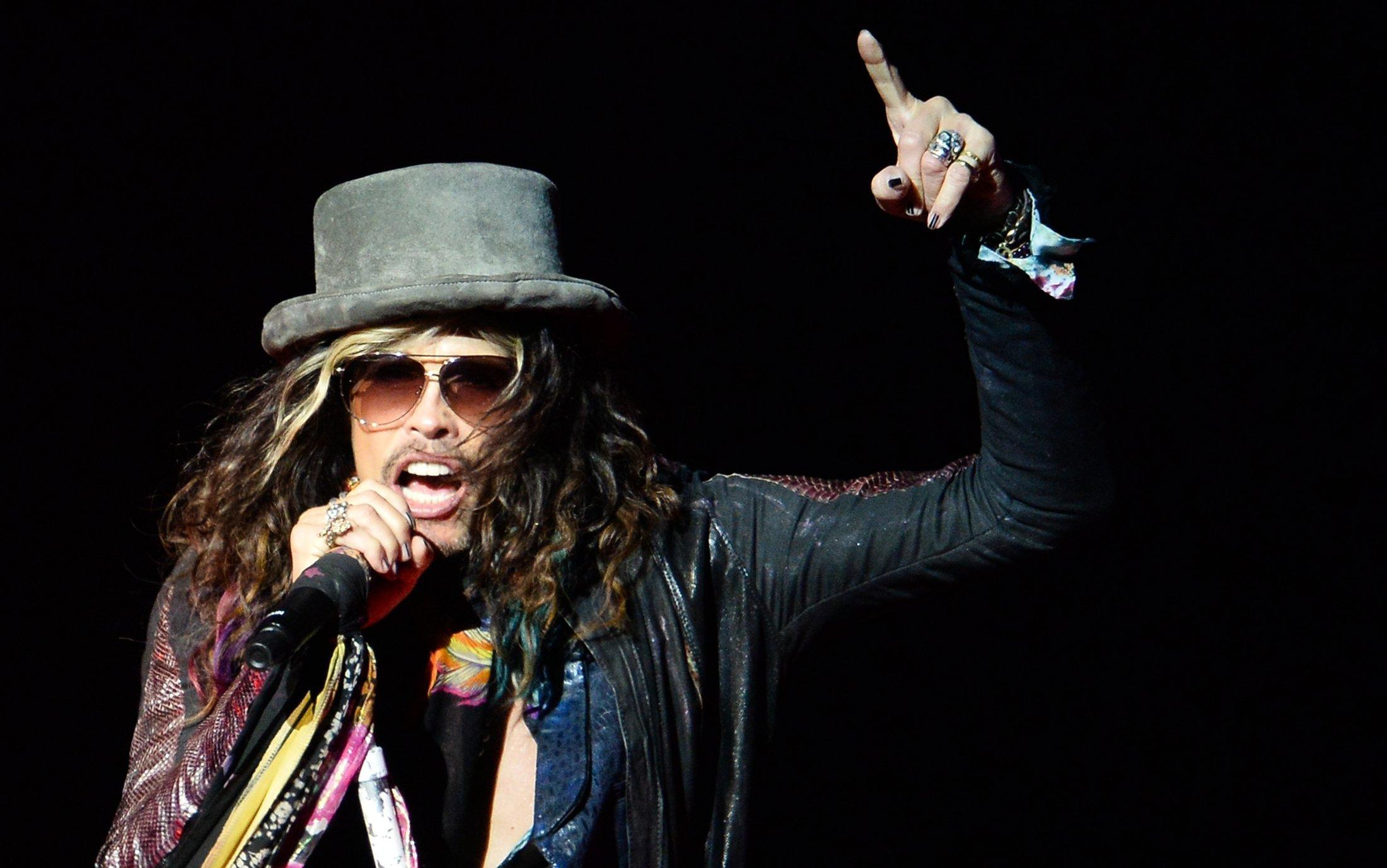 Группа Aerosmith выступит в столицеРФ впроцессе прощального тура
