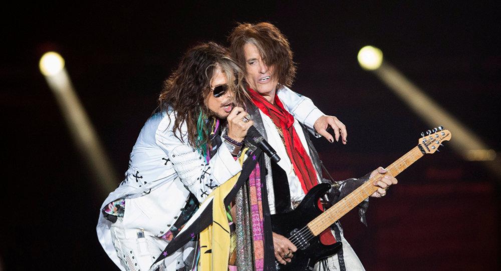 Aerosmith приедет в российскую столицу 23мая