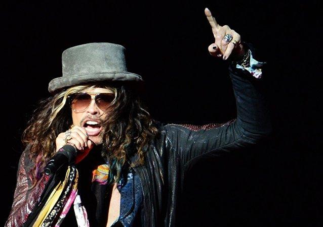 Aerosmith-ის ვოკალისტი სტივენ ტაილერი