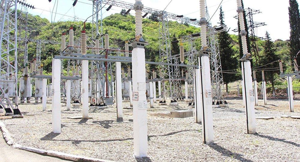 ელექტროგადამცემი ხაზების საყრდენები