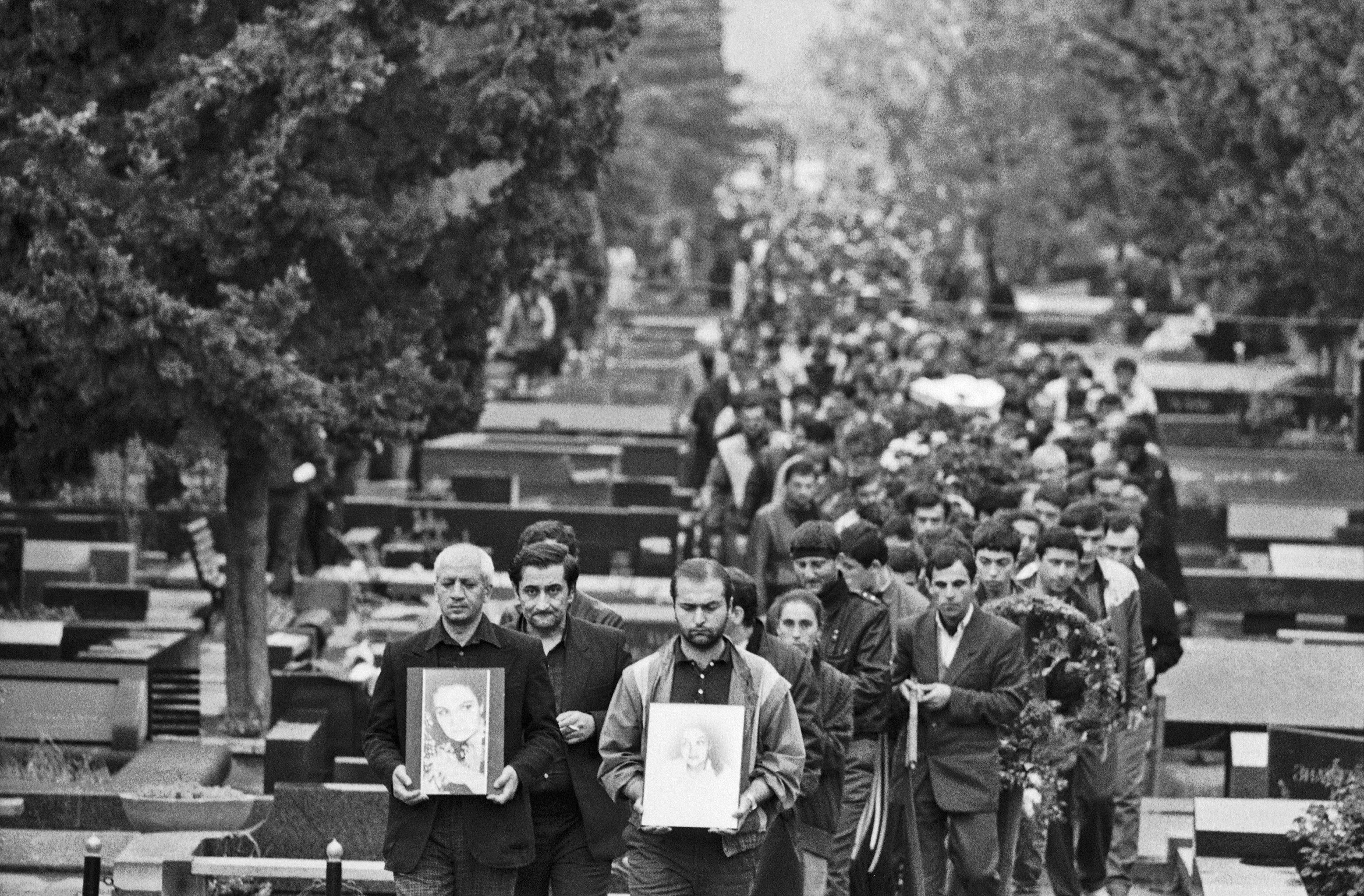 9 апреля 1989 года в Тбилиси разогнали митинг Гамсахурдиа