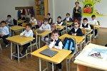 Школа, педагог, школьники