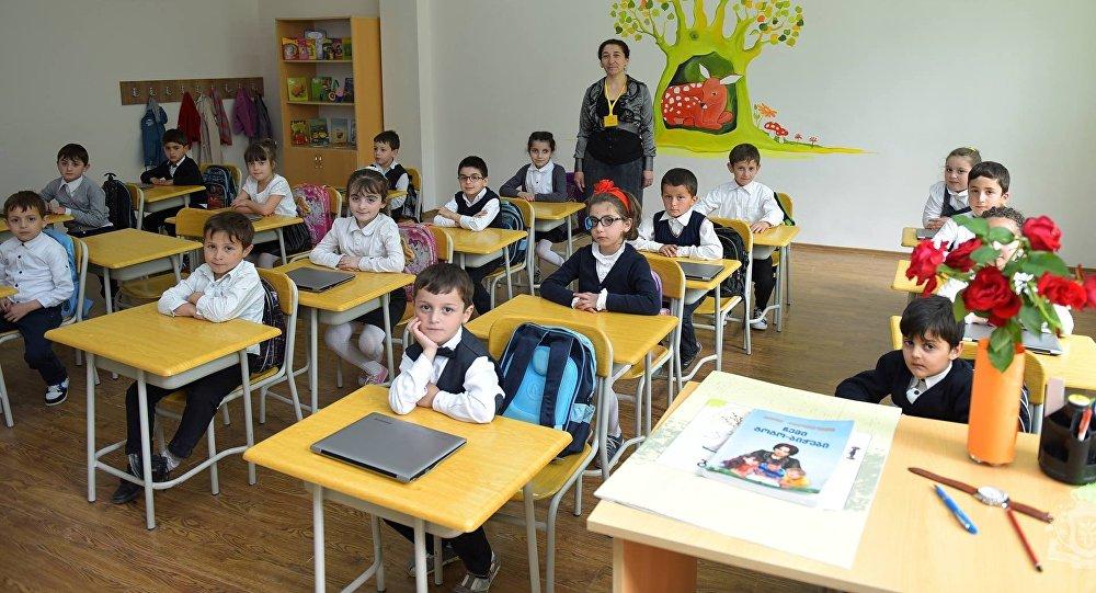 Началась регистрация претендентов на звание лучшего учителя Грузии