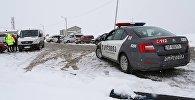 Движение на Военно-грузинской дороге запрещено