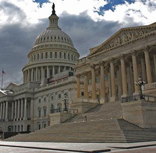 Здание Капитолия в США