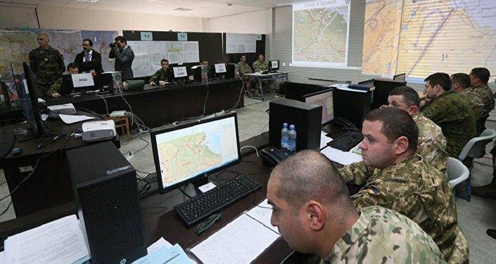 Командно-штабные Учения НАТО-Грузия 2016