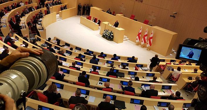 Вновом парламенте Грузии девятого созыва сформированы 5 фракций