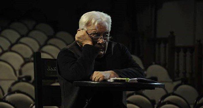 ВТбилиси на83-м году жизни скончался кинорежиссер Гизо Жордания