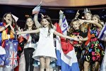 Мариам Мамадашвили, победительница на детском конкурсе песни Евровидение 2016