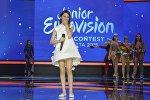 Мариам Мамадашвили на детском Евровидении 2016