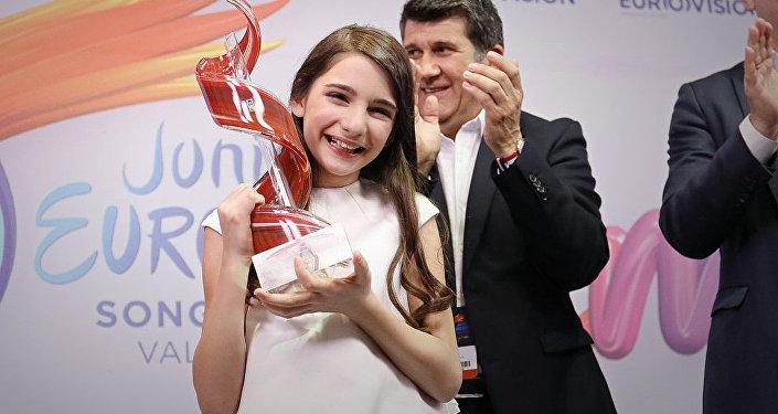 Детское «Евровидение-2017» пройдет вГрузии